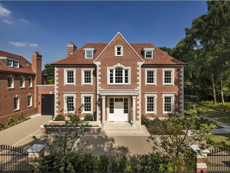 Residential Swimming Pool Hampstead