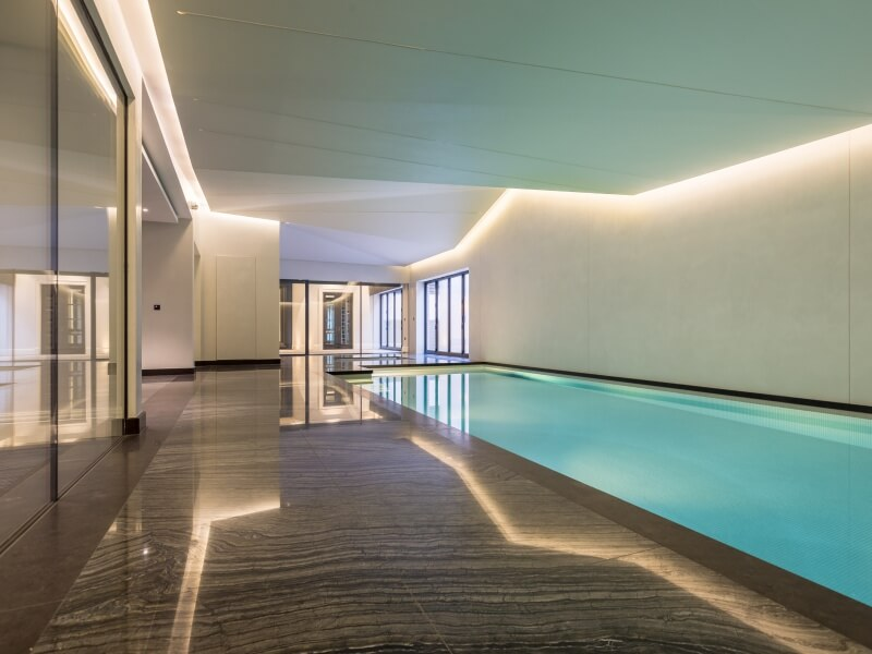 Residential Pool Hampstead