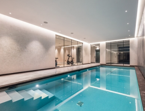 Commercial Pool & Spa North London