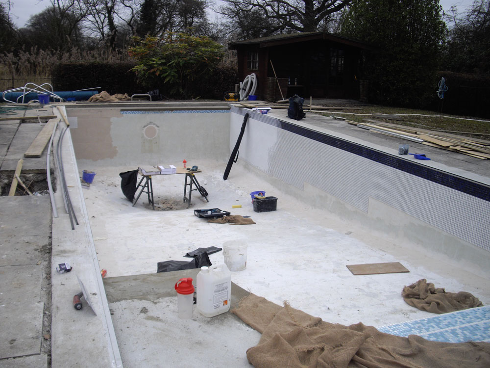 Swimming Pool Refurbishment Specialists In Essex Jetform